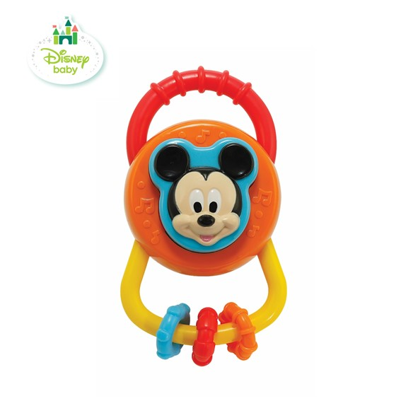WF1100646D0000 Disney Baby Mickey Squeezer Rattle