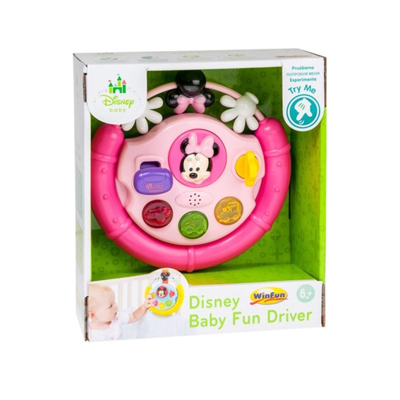 WF1100705GD000 Disney Baby Fun Driver Minnie (2)
