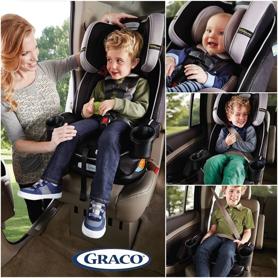 GR4308AH100TNE Graco 4Ever Safety Surround - Tone (8)