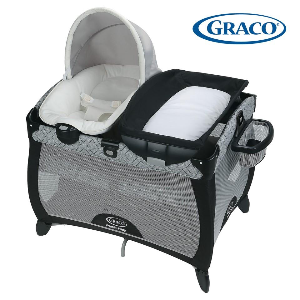 GR4409AM03AHR0 Graco Portable Playard Napper Asher2 (1)
