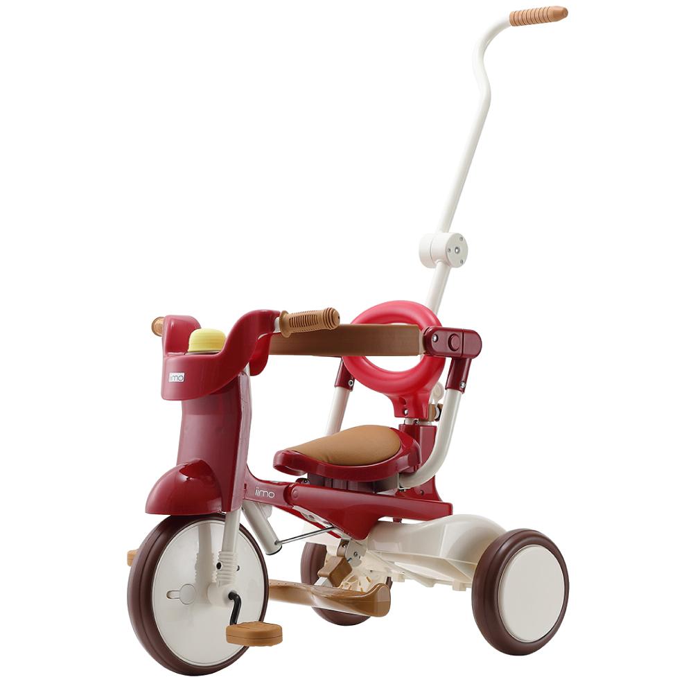 IO110104010000 Iimo Tricycle #02 Eternity Red-1