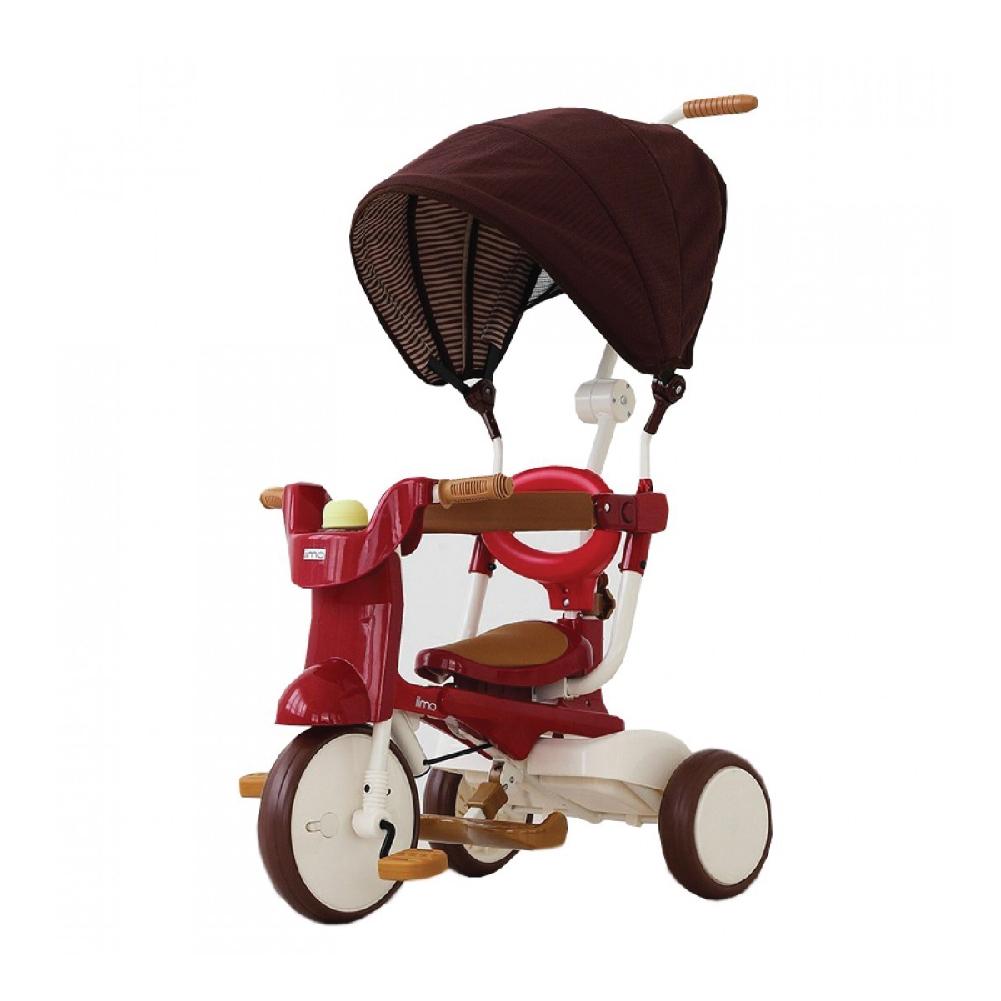 IO11010431000 Iimo Tricycle #02Ss Eternity Red-1