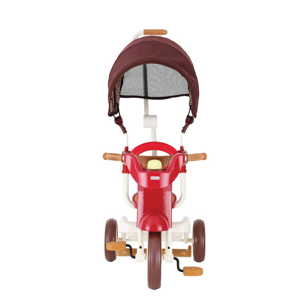 IO11010431000 Iimo Tricycle #02Ss Eternity Red-2